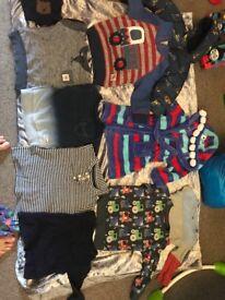 Boys 18-24 clothes 36 items