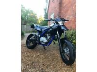 YAMAHA WR125x for sale FSH
