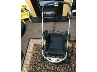 ICANDY DOUBLE tandem pushchair