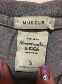 Abercrombie and Fitch men's t shirt size small