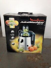 Wholefruit Juicer by Moulinex