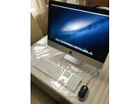 Apple iMac Late 2012 21.5 Inch Immaculate Condition with keyboard & mouse