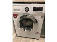 Washing machine and tumble dryer - LG