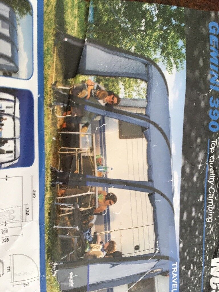 Inflatable Caravan Awning For Sale In Blackburn Lancashire Gumtree