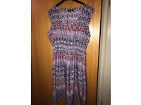 Maternity dress size 12