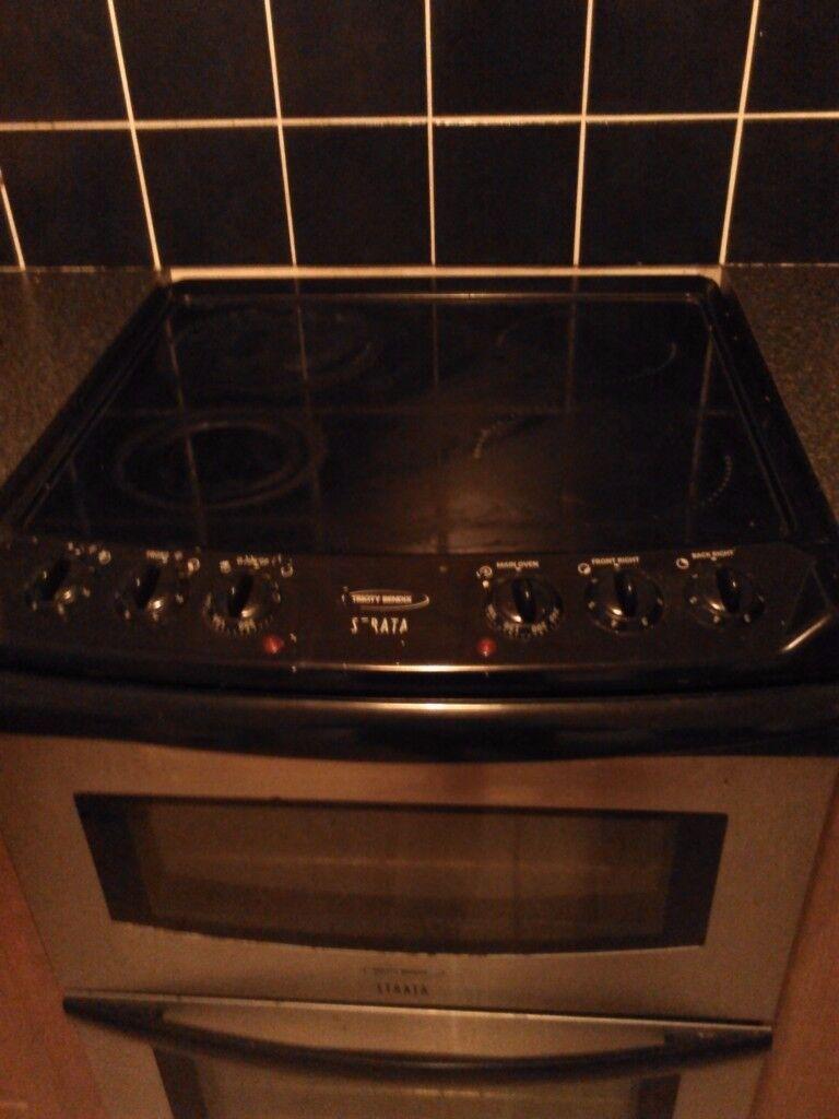 Tricity Bendix strata cooker