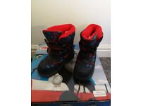 Brand New Toddler Snow Boots Size 8