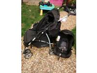 Graco push chair & car seat