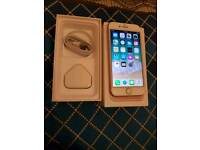 IPHONE 7 ROSE GOLD 32 GB UNLOCKED WITH BOX AND COMPLETE ACCOSSERIES