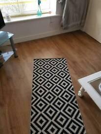Oak finish Laminate floor x2 boxes + 4 planks from opened box