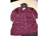 BNWT Regatta Size 12 Ladies Coat