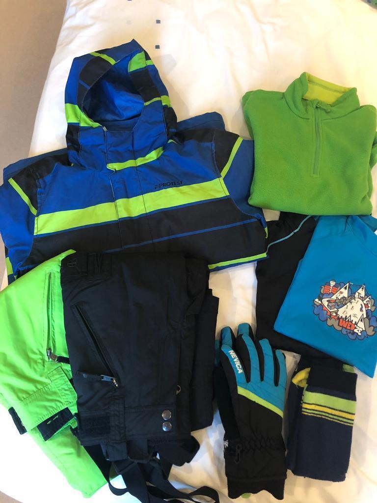 9f6393d916 Ski bundle Boy 11-12 Years