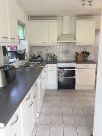 Pre owned white kitchen