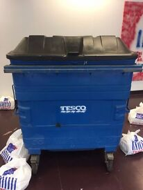 Industrial bin for sale available 27th May pick up only