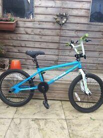 Kids bmx, well used, very good bike, in need of slight tlc
