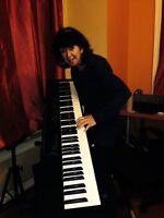COURS DE MUSIQUE - PIANO-clavier-ACCORDÉON- éveil musical