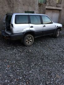 NISSAN TERRANO FOR BREAKING / PARTS