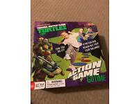 Brand new teenage mutant ninja turtles game
