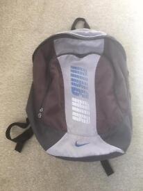Nike Air Blue/White/Grey Backpack