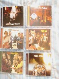 ABBA CDs