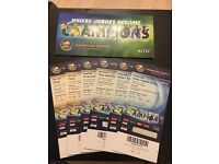 ICC Champions Trophy 2017 India vs SA, semifinal anf final Tickets