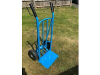 Heavy duty Sack barrow up to 300 kg brand new
