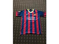 BNWT original authentic Nike football kit top QATAR AIRWAYS LFP men size XL amazing deal