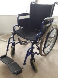 Wheelchair (self propell)