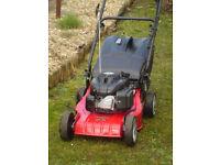 Mountfield S421 PD (self - propelled) petrol lawnmower
