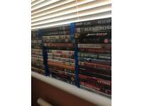 45 Blu Ray movies £35