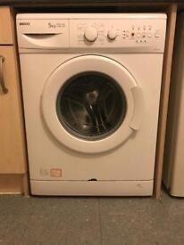 Beko washing machine (sold pending collection)