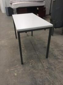 Desk, grey,