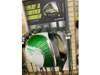 (Used) Cobra Amp Cell 10.5* Driver With Headcover
