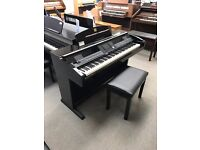 Pre Loved Yamaha CVP503 Polished Ebony Digital Piano Part Exchange & Finance Welcome