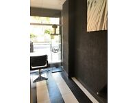 Beauty/treatment room to let in hair salon - ideal for waxing