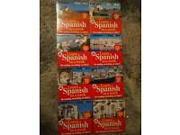 Learn Spanish in a Week CDs
