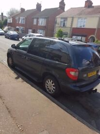 Chrysler Voyager Lx 7 seater