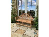 🏴 Teak garden benches 🏴
