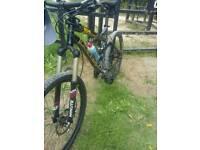 Khs xc604 full sus mountain bike swaps