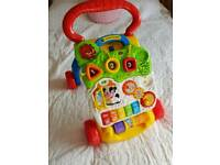 Vtech Excellent condition baby walker