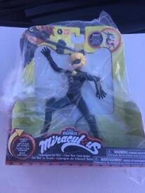 Sealed Cat Noir Doll