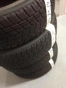 4 Toyo winter tires:185/70R14