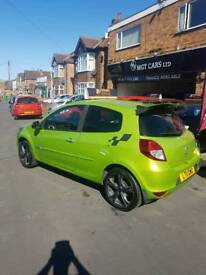 STUNNING CLIO 1.1TCE SPORT 11/11 FSH LOW MILES