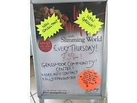 Slimming world Grassmoor