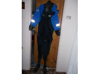 Otter Skin Dry suit