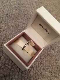 Pandora heart ring size 50