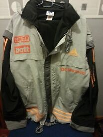 adidas jacket good clean jacket inside out 22 pound o.n.o