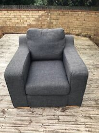 Sofa and 1 chair