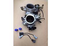 RSV upgrade parts Gabro chip, 57mm throttle bodies, rear sets, Big boot inatke