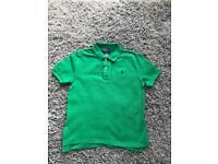 Boys Ralph Lauren t shirt age 5
